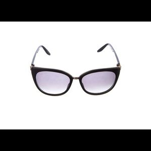 Black Barton Perreira Ronette cat-eye sunglasses